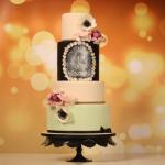 Hochzeitstorte Berlin - vierstöckige Hochzeitstorten