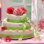 Hochzeitstorte dreistöckig - 032