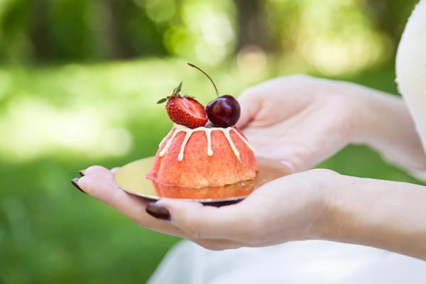 Cupcake Hochzeitstorte Berlin 272 - Cupcake Torte Hochzeit
