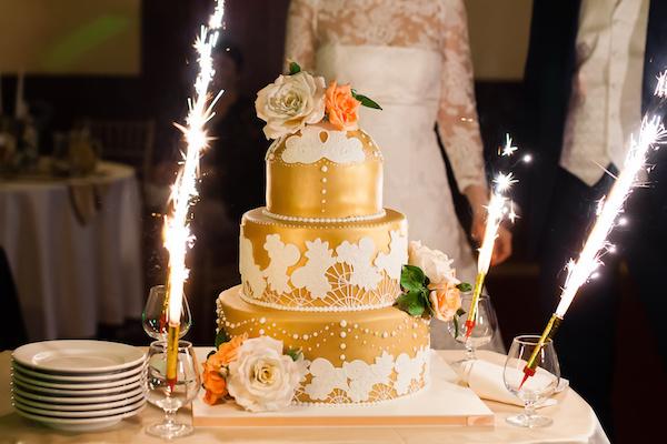 Goldene Hochzeitstorten Berlin 293