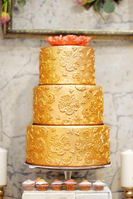 Goldene Hochzeitstorten Berlin 1020