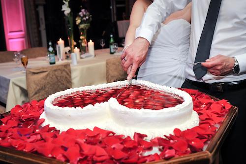 Hochzeitstorte Erdbeerherz Berlin 115