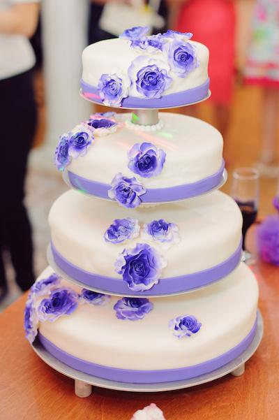 Hochzeitstorte Lila Berlin Kuchen Torten Hochzeitstorten