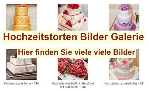 Hochzeitstorten Bilder - Bildergalerie 03