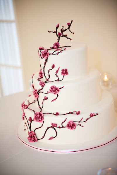 Klassische Hochzeitstorte Berlin - Classic Wedding Cake