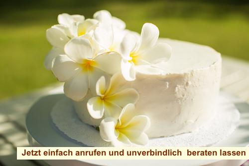 Mini Torten Berlin - Kleine Hochzeitstorte