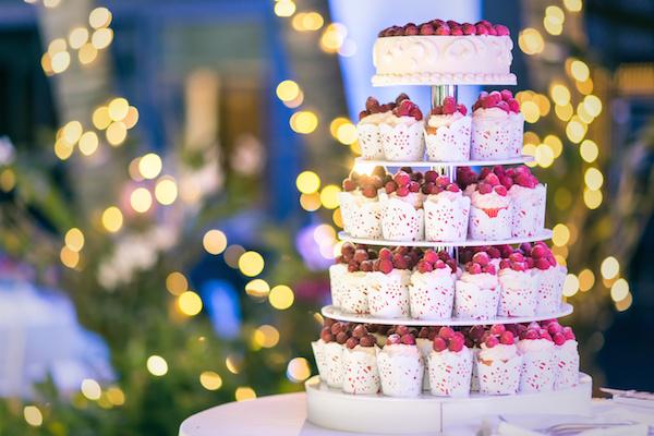 Hochzeitstorte Cupcakes Berlin